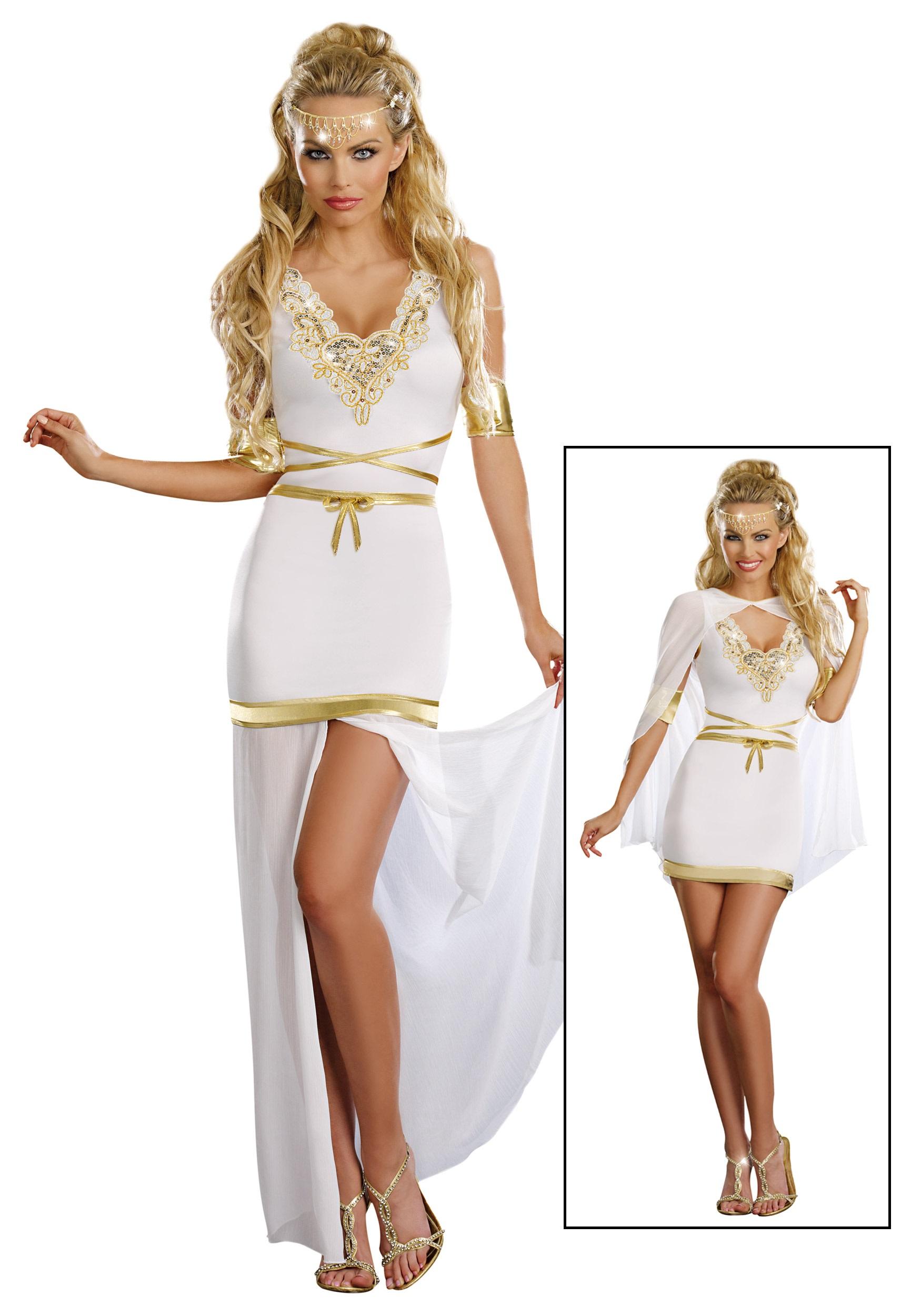 goddess of love aphrodite costume