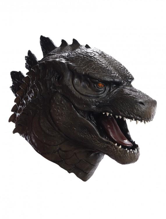 Godzilla Deluxe Mask, halloween costume (Godzilla Deluxe Mask)