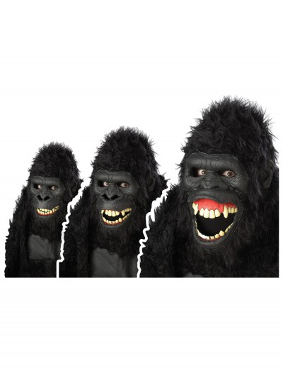 Goin Ape Gorilla Mask, halloween costume (Goin Ape Gorilla Mask)