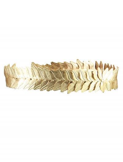Gold Caesar Circlet, halloween costume (Gold Caesar Circlet)