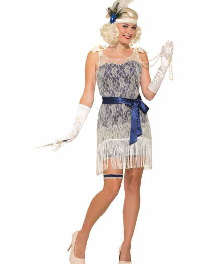 Gold Coast Socialite Costume, halloween costume (Gold Coast Socialite Costume)
