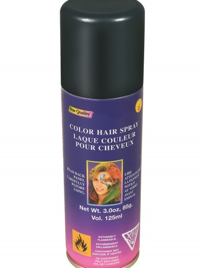 Gold Color Hairspray, halloween costume (Gold Color Hairspray)