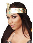 Gold Egyptian Crown, halloween costume (Gold Egyptian Crown)