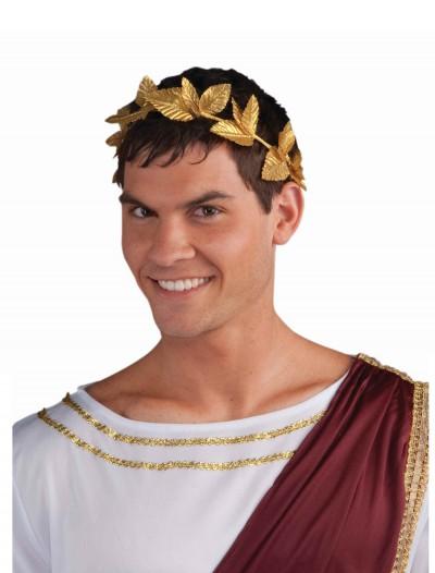 Gold Leaf Crown, halloween costume (Gold Leaf Crown)