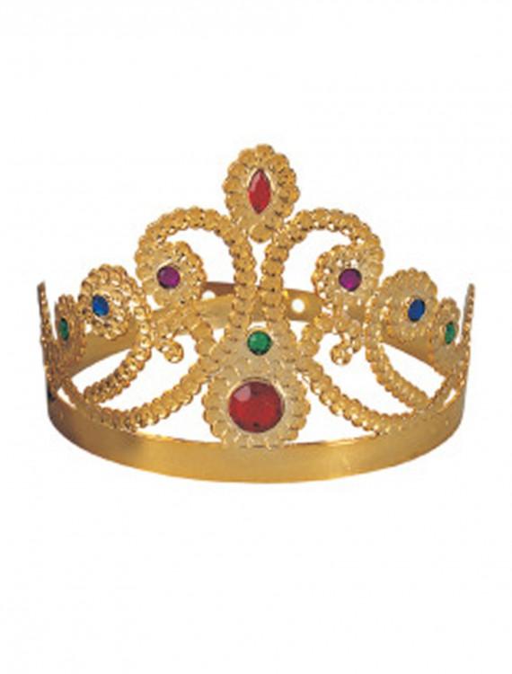 Gold Queen's Tiara, halloween costume (Gold Queen's Tiara)