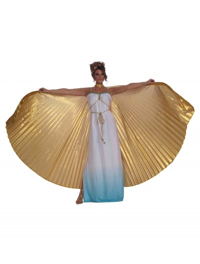 Gold Theatrical Wings, halloween costume (Gold Theatrical Wings)
