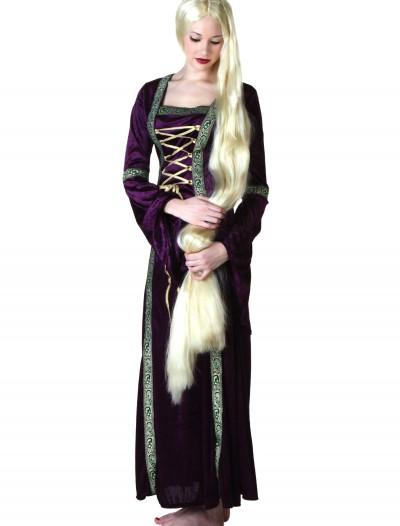 Golden Godiva Wig, halloween costume (Golden Godiva Wig)