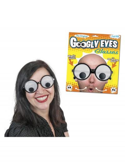 Googly Eyes Glasses, halloween costume (Googly Eyes Glasses)