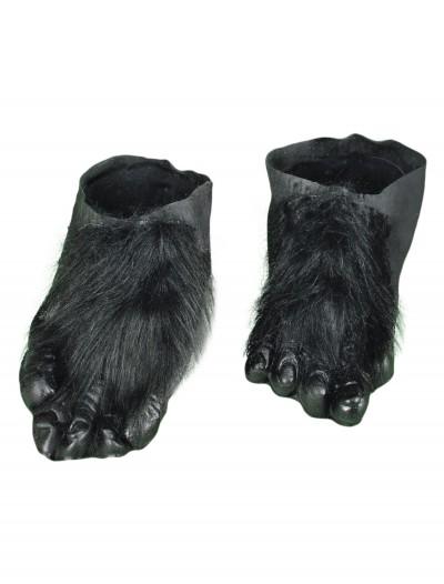 Gorilla Feet, halloween costume (Gorilla Feet)