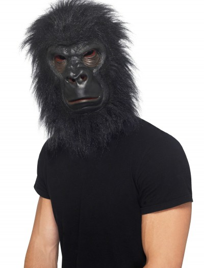 Gorilla Mask, halloween costume (Gorilla Mask)