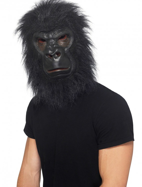 Gorilla Mask, halloween costume (Gorilla Mask)