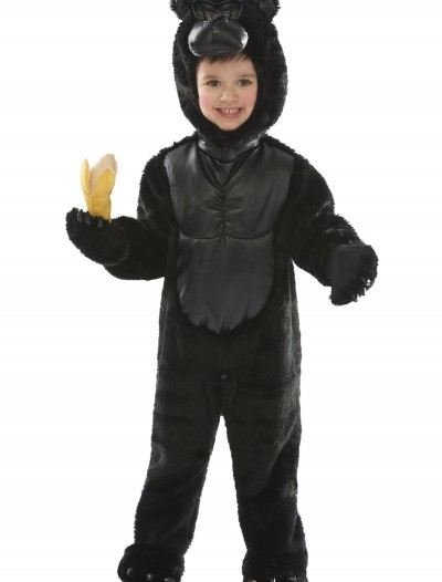 Gorilla Toddler Costume, halloween costume (Gorilla Toddler Costume)