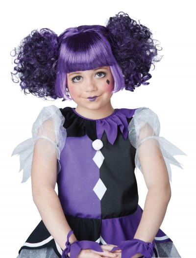 Gothic Dolly Wig, halloween costume (Gothic Dolly Wig)
