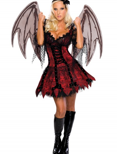 Gothic Fairy Costume, halloween costume (Gothic Fairy Costume)