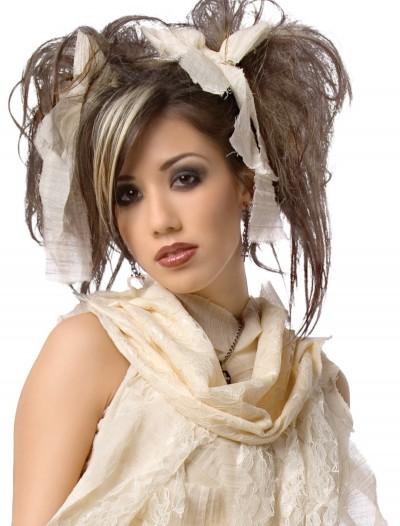 Gothic Mummy Wig, halloween costume (Gothic Mummy Wig)