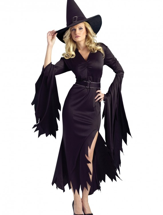 Gothic Witch Costume, halloween costume (Gothic Witch Costume)