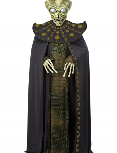 Grand Alien Adult Costume, halloween costume (Grand Alien Adult Costume)
