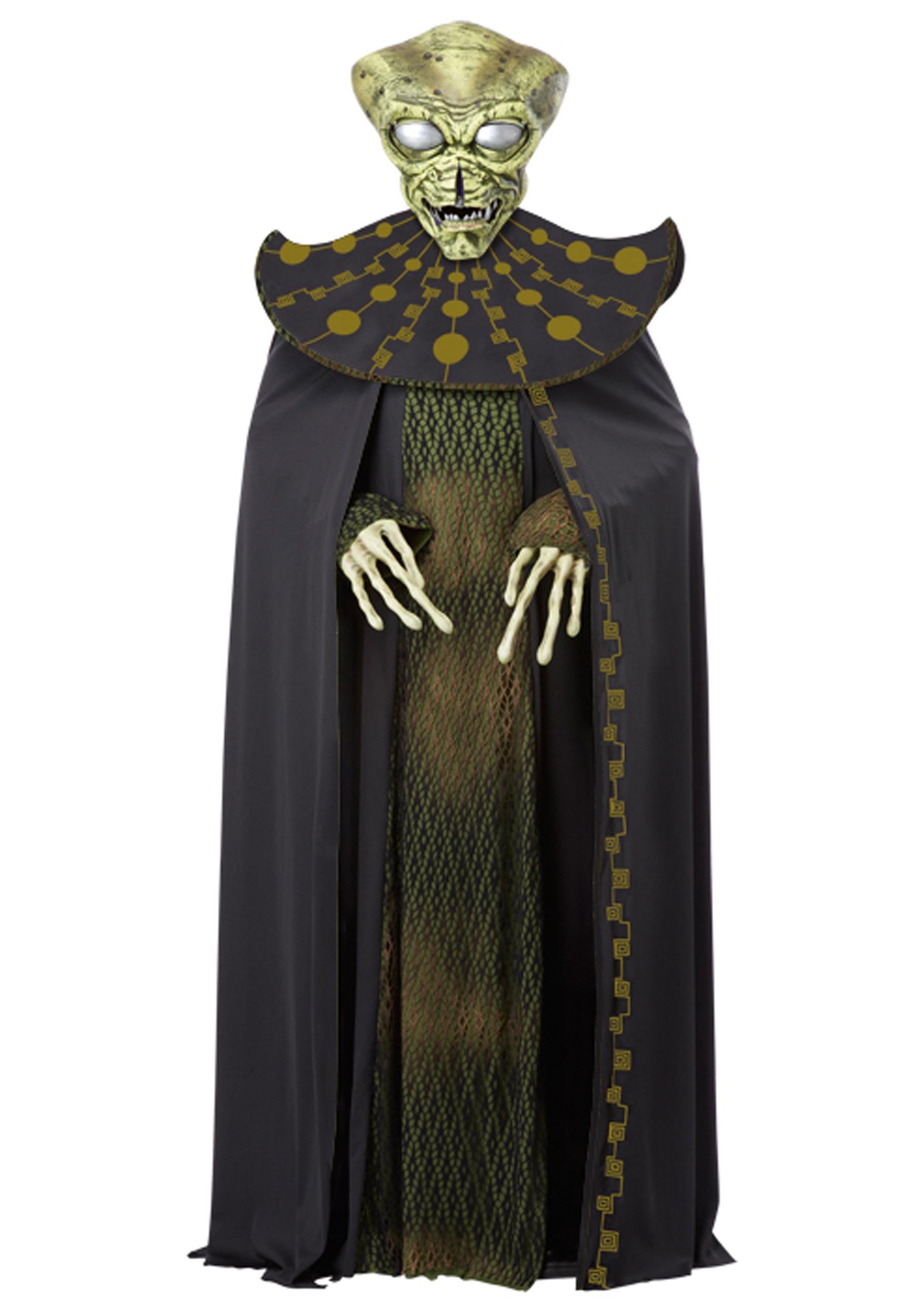 Grand Alien Adult Costume  sc 1 st  Halloween Costumes & Grand Alien Adult Costume - Halloween Costumes
