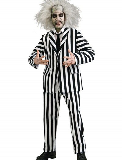 Grand Heritage Beetlejuice Costume, halloween costume (Grand Heritage Beetlejuice Costume)