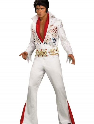 Grand Heritage Elvis Costume, halloween costume (Grand Heritage Elvis Costume)