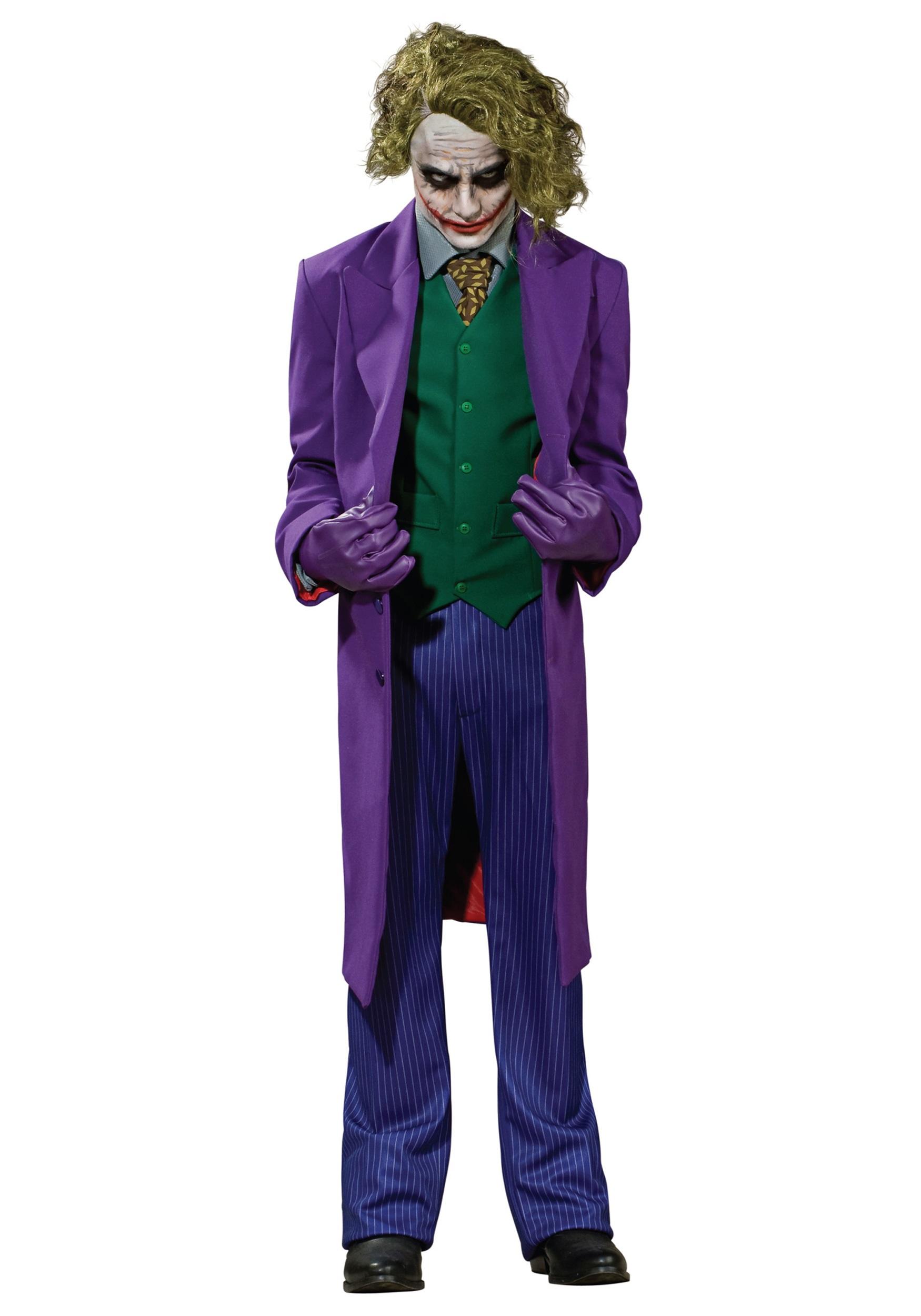 Grand Heritage Joker Costume  sc 1 st  Halloween Costumes & Grand Heritage Joker Costume - Halloween Costumes
