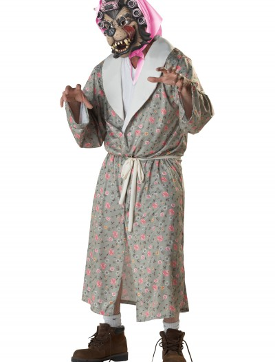 Grandma Wolf Costume, halloween costume (Grandma Wolf Costume)