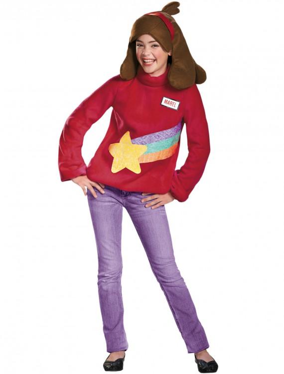 Gravity Falls Tween Mabel Classic, halloween costume (Gravity Falls Tween Mabel Classic)