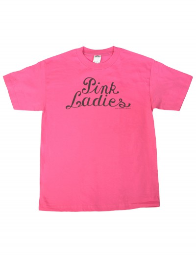 Grease Pink Ladies T-Shirt, halloween costume (Grease Pink Ladies T-Shirt)