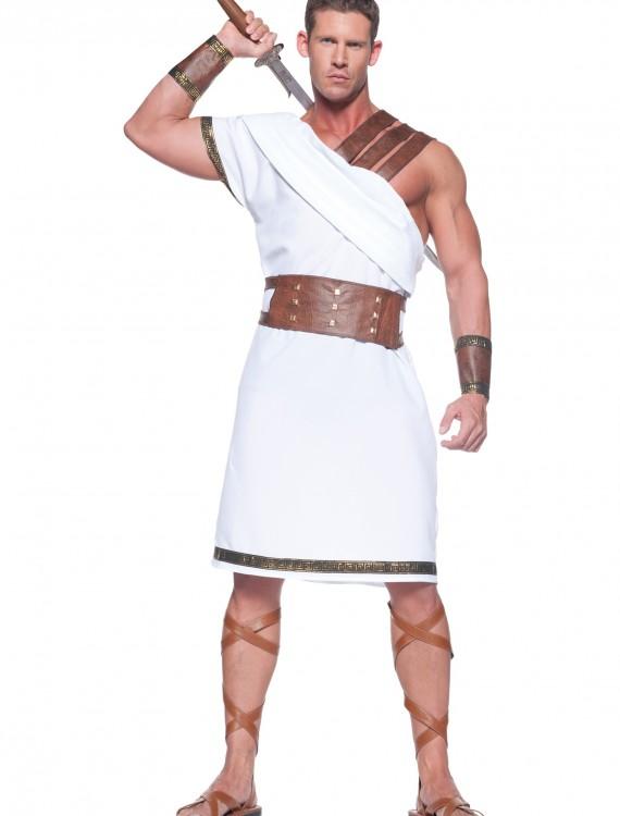 Greek Warrior Costume, halloween costume (Greek Warrior Costume)