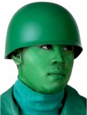 Green Army Man Helmet, halloween costume (Green Army Man Helmet)