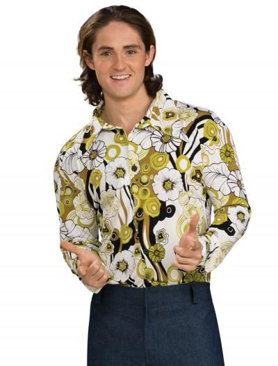 Green Disco Shirt, halloween costume (Green Disco Shirt)