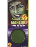 Green Face Makeup, halloween costume (Green Face Makeup)