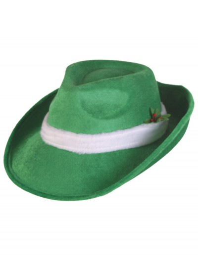 Green Fedora Hat, halloween costume (Green Fedora Hat)