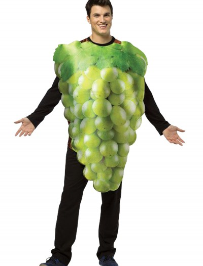 Green Grapes Adult Costume, halloween costume (Green Grapes Adult Costume)
