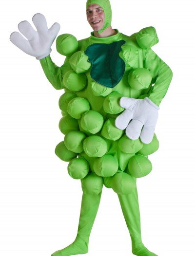 Green Grapes Costume, halloween costume (Green Grapes Costume)