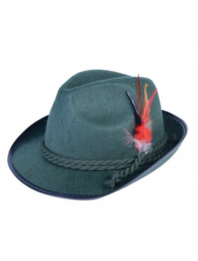 Green Oktoberfest Hat, halloween costume (Green Oktoberfest Hat)