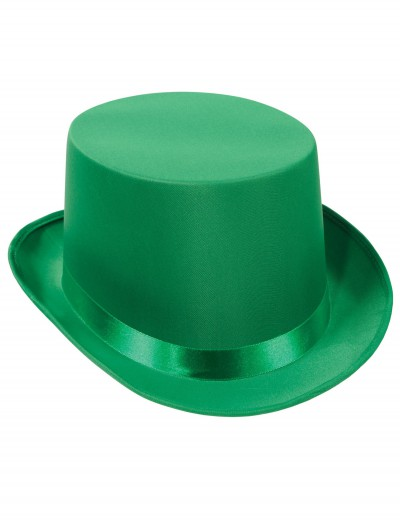 Green Top Hat, halloween costume (Green Top Hat)