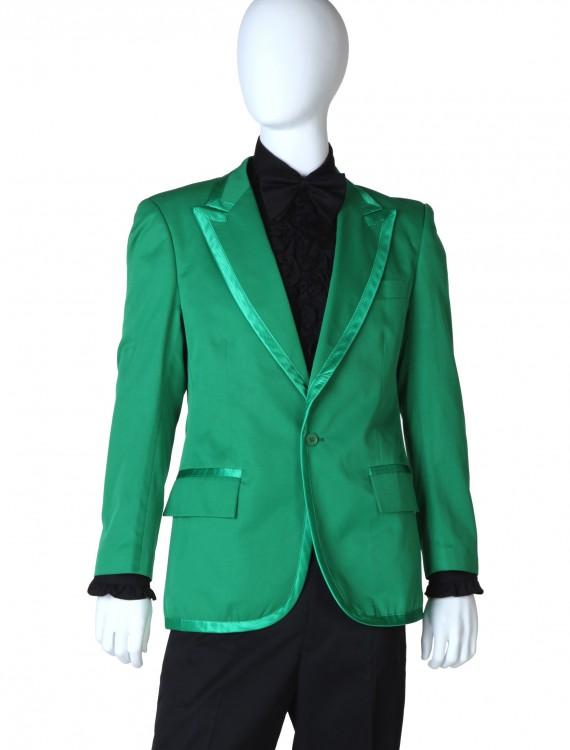Green Tuxedo Coat, halloween costume (Green Tuxedo Coat)