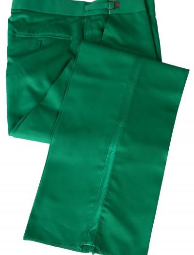 Green Tuxedo Pants, halloween costume (Green Tuxedo Pants)