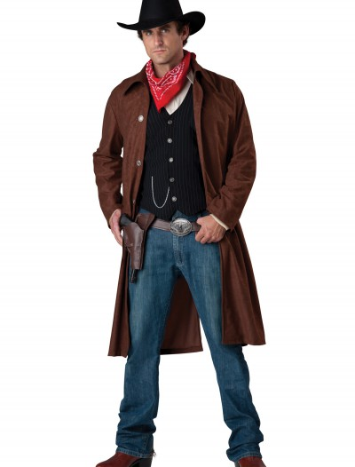 Gritty Gunslinger Costume, halloween costume (Gritty Gunslinger Costume)