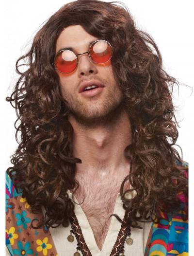 Groovy Hippie Wig, halloween costume (Groovy Hippie Wig)