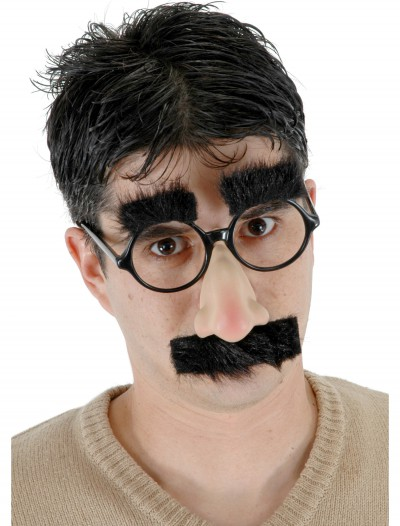 Groucho Glasses, halloween costume (Groucho Glasses)