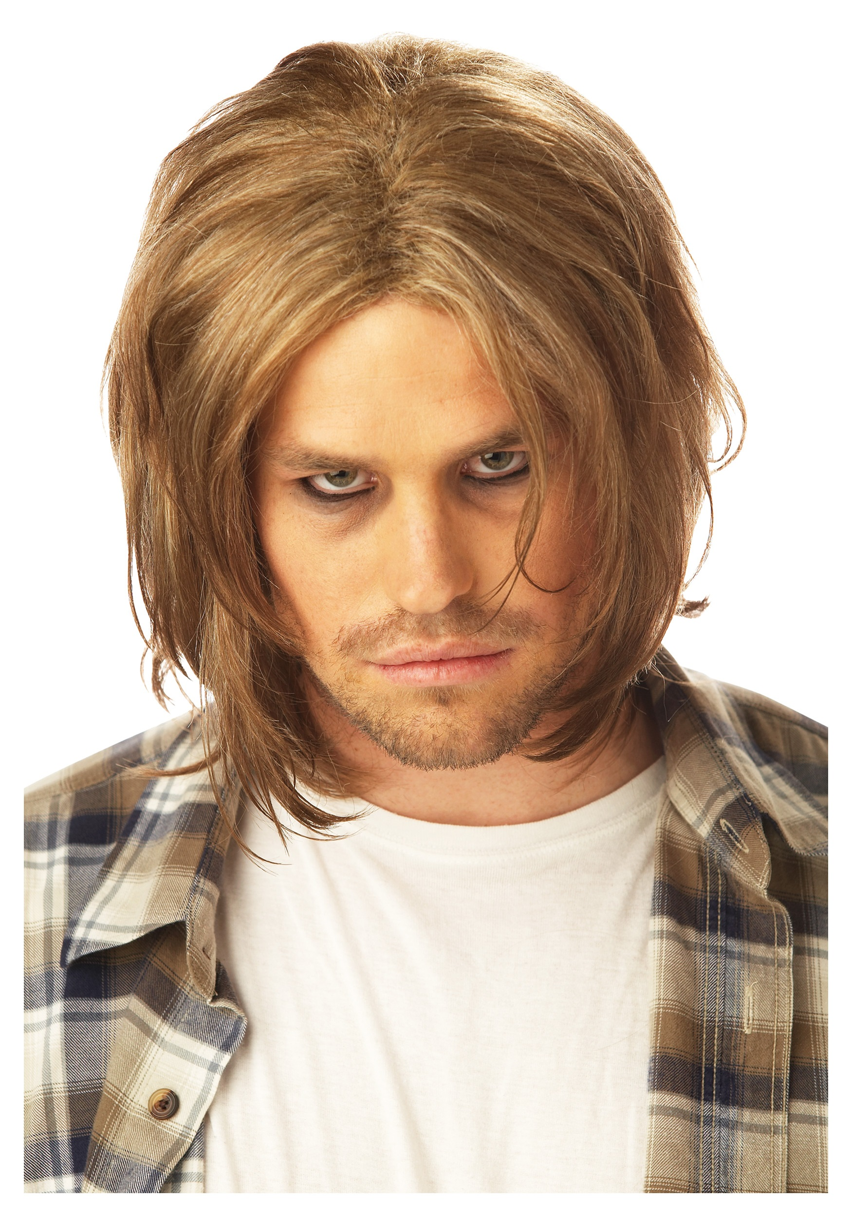 Grunge Mens Blonde Wig - Halloween Costumes 213a2bffd223