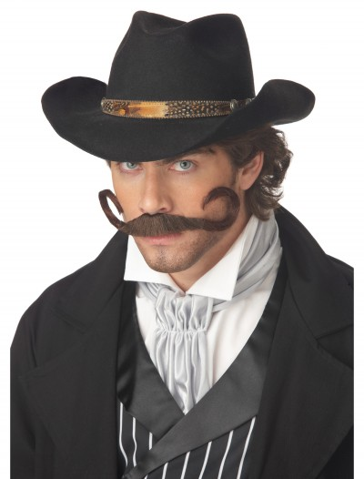 Gunslinger Mustache, halloween costume (Gunslinger Mustache)