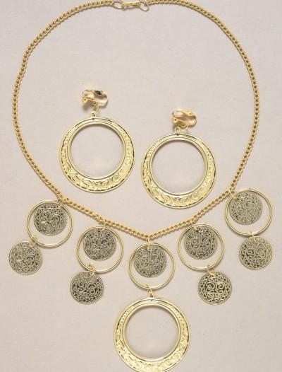 Gypsy Jewelry Set, halloween costume (Gypsy Jewelry Set)