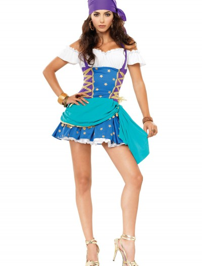 Gypsy Princess Costume, halloween costume (Gypsy Princess Costume)