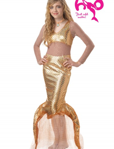 H20 Mermaid Tween Costume, halloween costume (H20 Mermaid Tween Costume)