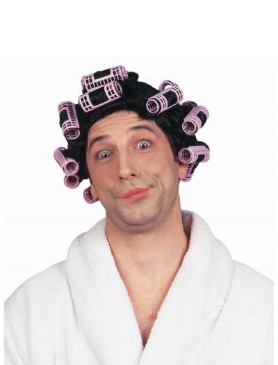 Hair in Curlers Wig, halloween costume (Hair in Curlers Wig)