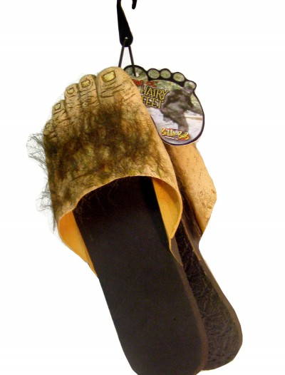 Hairy Feet, halloween costume (Hairy Feet)