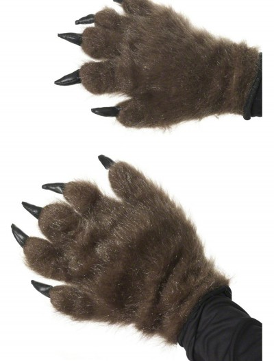 Hairy Hands, halloween costume (Hairy Hands)